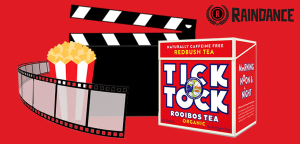 raindance film festival with tick tock