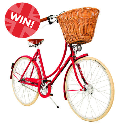 win a pashley bike with tick tock tea