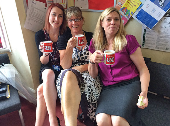 teachers win rooibos tea