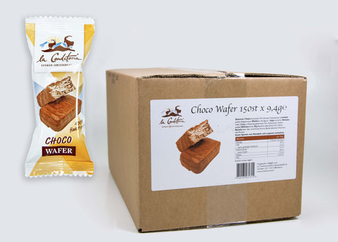Kaffeegebäck-Choco Wafer, 9.4g - Art.Nr. 2201