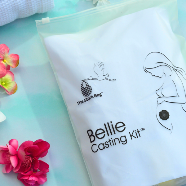 Bellie Casting Kit ™ - The Stork Bag