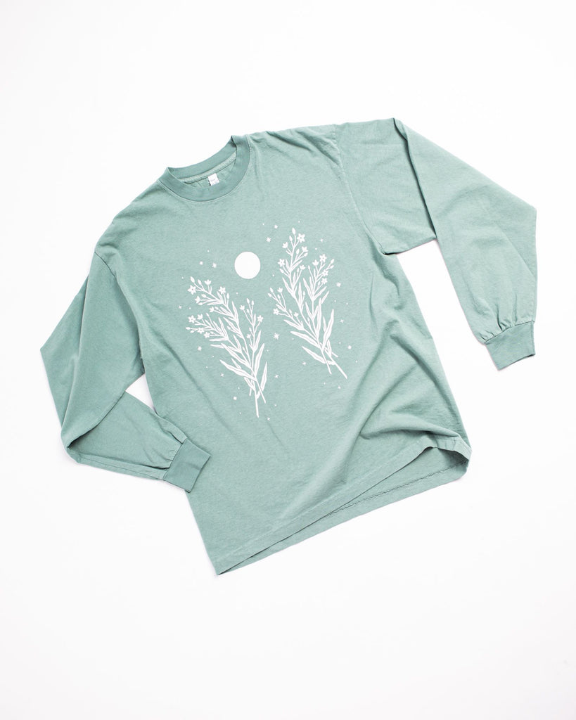 Forget Me Not Long Sleeves