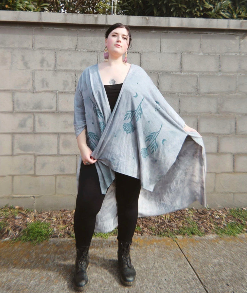 (Presale) Elderflower Robe