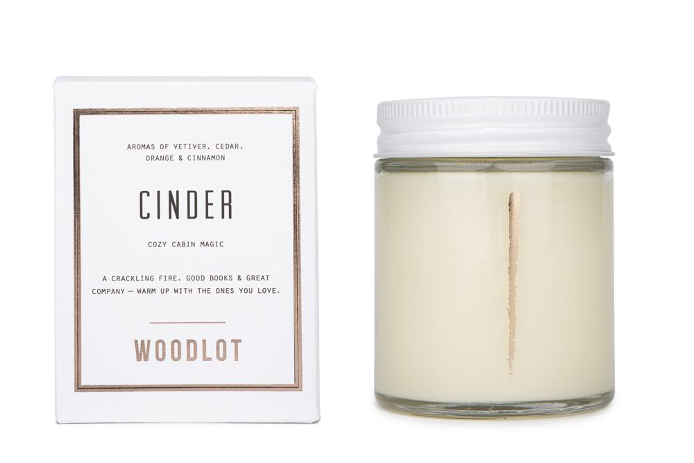 Woodlot Essential Oil Candle