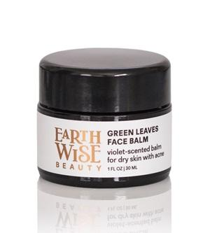 Green Leaves Face Balm