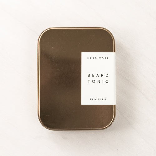 Beard Tonic Sample Tin