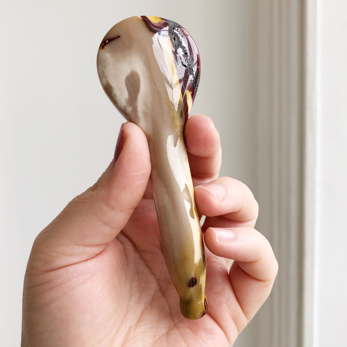 Mookaite Jasper Sculpting Spoon
