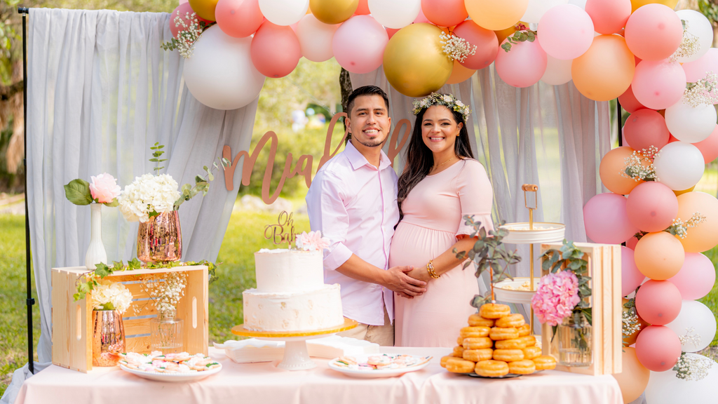 baby shower party idei