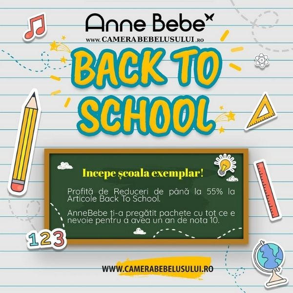 oferte back to school