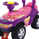 Masinuta copii Ride-On BebeRoyal 7600 Roz