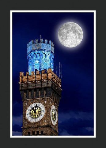 "Baltimore's Bromo Seltzer Tower, ""1102"" - JWB Art Unlimited"