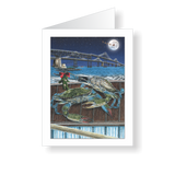 Holiday Cards - Merry Christmas Bay-Be - JWB Art Unlimited