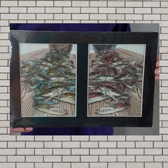 Catch of the Day & Hot from the Pot Crab Art Diptych
