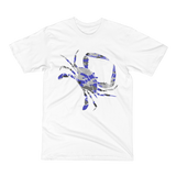 "T-Shirt - Unisex ""Crab Camo"" Design - JWB Art Unlimited"