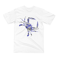 "Unisex Tee - ""Crab Camo"" Design - JWB Art Unlimited"