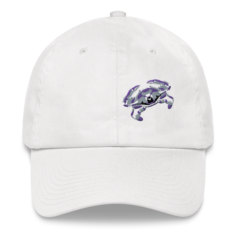 Classic Cap - Purple Crab - JWB Art Unlimited