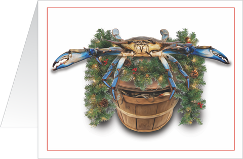 Deck the Claws Holiday Cards