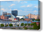 Harbor Panorama 4 Wall Art - JWB Art Unlimited