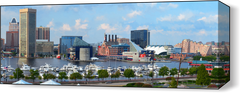Baltimore Harbor Far 2 Wall Art - JWB Art Unlimited