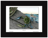 Heading Out Crab Wall Art - JWB Art Unlimited
