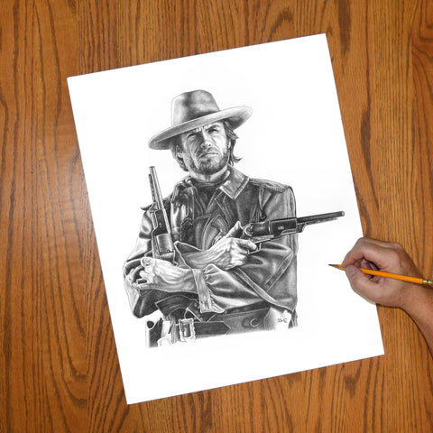Josey - Eastwood Wall Art - JWB Art Unlimited