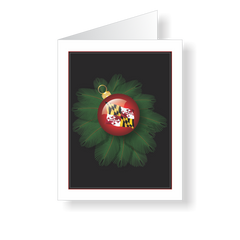 Holiday Cards - Old Line Christmas - JWB Art Unlimited