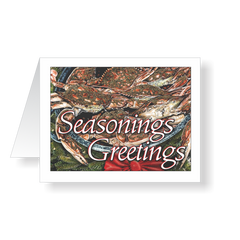 Holiday Cards - Seasonings Greetings Christmas Cards - JWB Art Unlimited