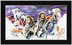 Roger Water's The Wall Art Print - JWB Art Unlimited