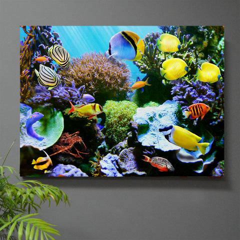 Tropic Wonder Dos Wall Art - JWB Art Unlimited