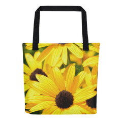 Black-Eyed Susie Tote - JWB Art Unlimited