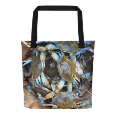 Basket Case Tote - JWB Art Unlimited