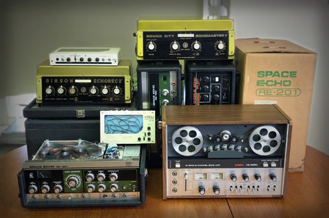 How To Buy Vintage Gear Well (Part One) by Tony Miln