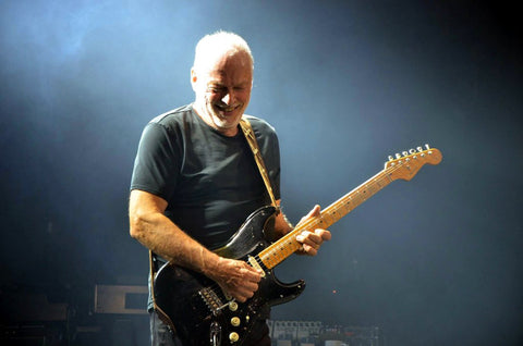 Official: Gilmour used Dawner Prince's Boonar on stage at the Royal Albert Hall