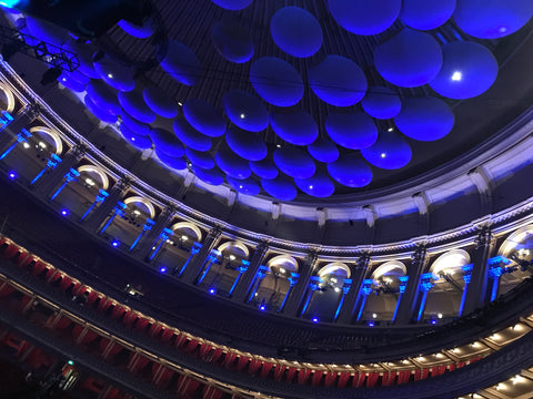 Daphne Oram's 'Still Point' - BBC Proms 2018 by Tony Miln