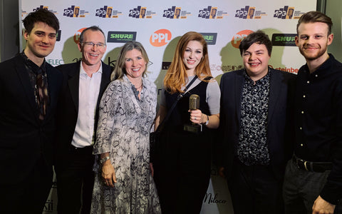 Soundgas at The MPG Awards 2019