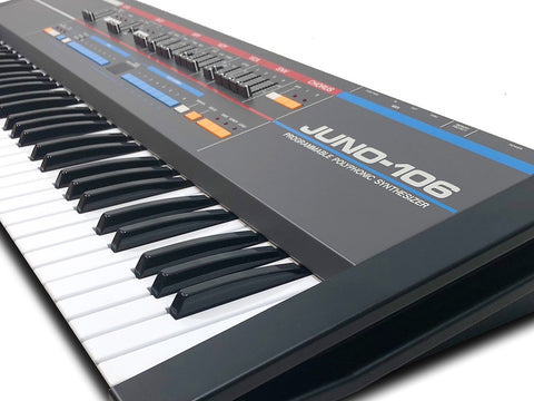 The People's Polysynth: Tony Miln shows some love for the Roland Juno