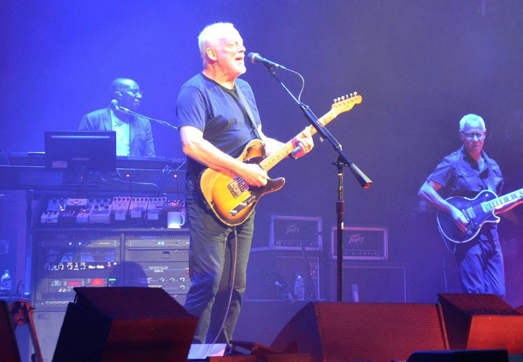 official david gilmour uses dawner prince boonar on rattle that lock tour soundgas classic. Black Bedroom Furniture Sets. Home Design Ideas
