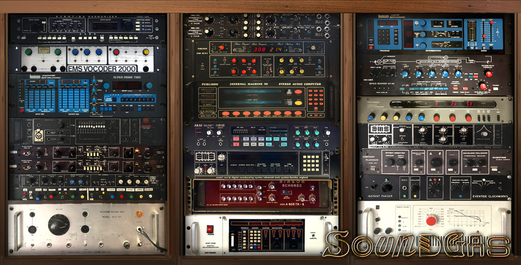 Soundgas Studio Racks