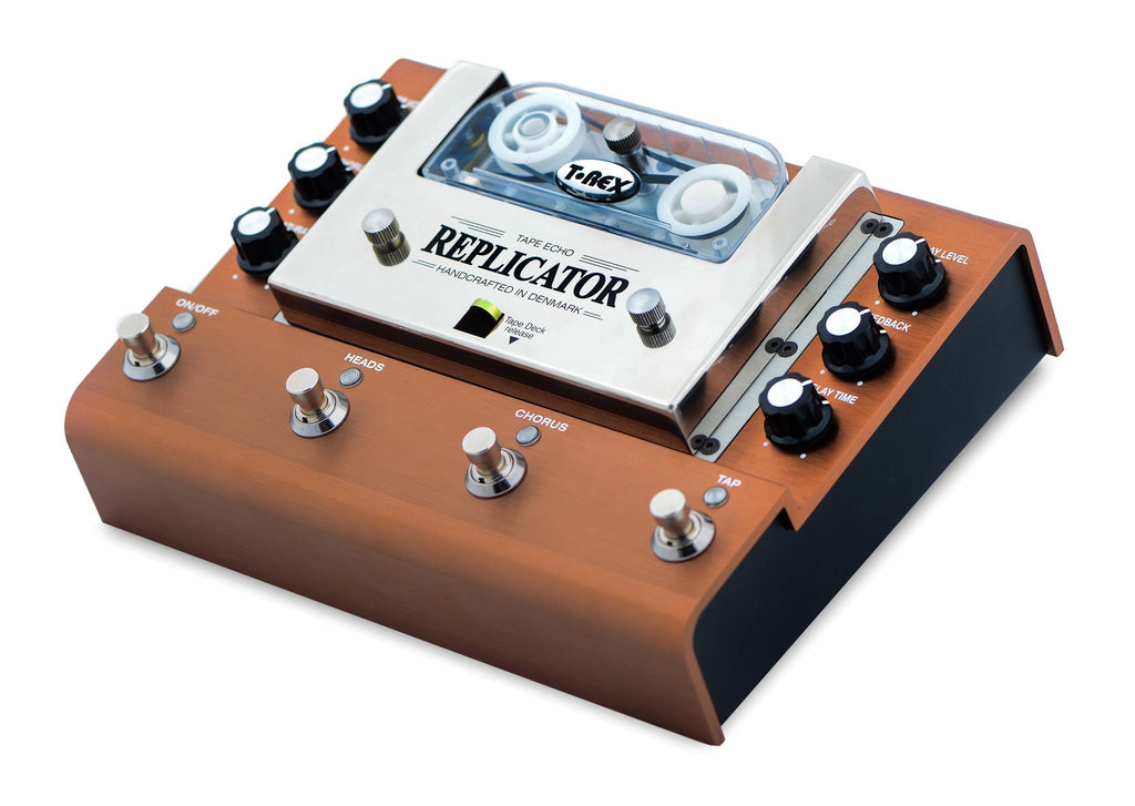 T-Rex Replicator Tape Echo Pedal