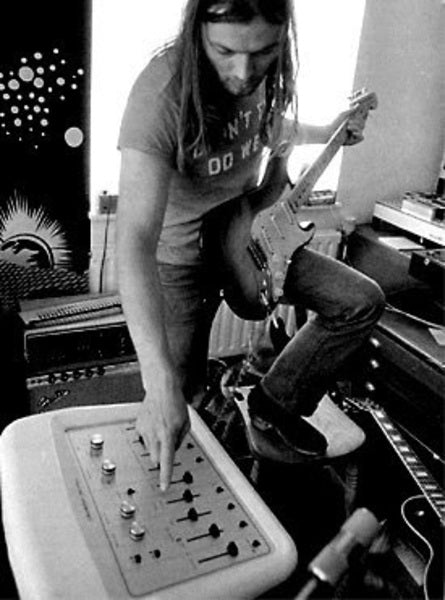 David Gilmour Synthi HiFli