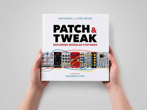PATCH & TWEAK - In Stock!