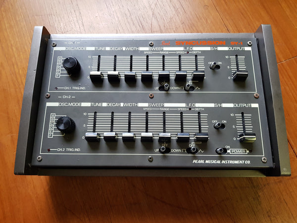 Pearl Syncussion SY-1 (inc. twin output & CV in)