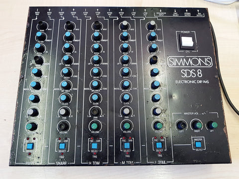 Simmons SDS 8