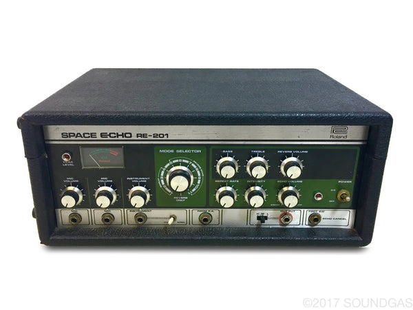 Roland RE-201 Space Echo