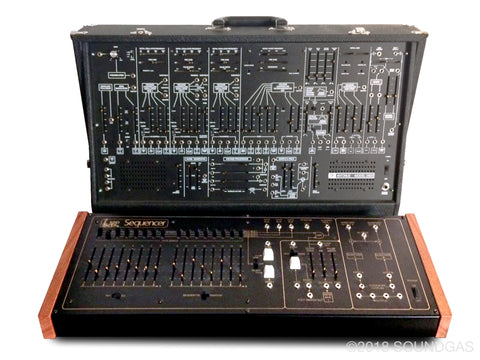 Antonus Model 2600 (ARP 2600) and ARP Sequencer