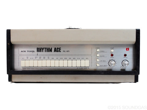 for sale ace tone rhythm ace fr 1 drum machine soundgas vintage effects guitar amps. Black Bedroom Furniture Sets. Home Design Ideas