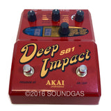 Akai Deep Impact SB-1 Bass Synthesizer Pedal (Boxed)