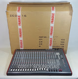 Allen & Heath ZED R16 Firewire Mixing Desk