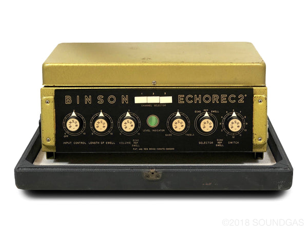 Binson Echorec 2º T7E Varispeed - Unique unused example