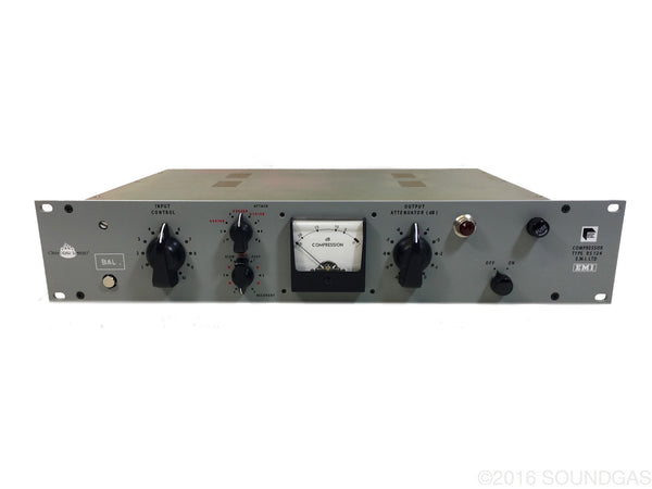 Chandler Limited RS124 - Stepped Output - *B Stock*